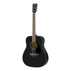 Акустическая гитара Yamaha FG800 BLACK - фото 18392