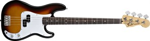 Бас-гитара FENDER STANDARD PRECISION BASS (RW) BROWN SBT