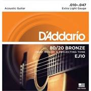 D'addario EJ10, вакуумная упаковка, 10 - 47
