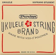 Dunlop DUQ201 - Комплект студенческих струн для укулеле сопрано