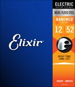Струны для электрогитары ELIXIR 12152