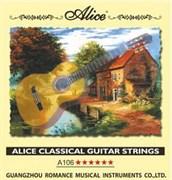 Нейлоновые струны ALICE A106-H