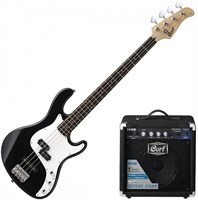Комплект (бас-гитара и комбик)