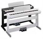 Цифровые пианино Yamaha P-255 + cтойка и блок педалей В ПОДАРОК