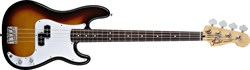 Бас-гитара FENDER STANDARD PRECISION BASS (RW) BROWN SBT - фото 16894
