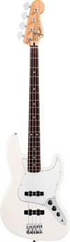 Бас-гитара FENDER STANDARD JAZZ BASS RW ARCTIC WHITE TINT - фото 16897