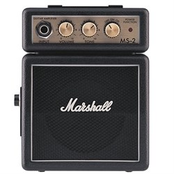 MARSHALL MS-2 MICRO AMP (BLACK) - фото 17024