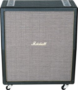 MARSHALL 1960AX 100W CLASSIC 4X12 ANGLED CABINET - фото 17027