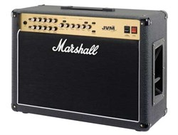 MARSHALL JVM 205C 50 WATT ALL VALVE 2 CHANNEL COMBO - фото 17029