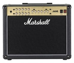 MARSHALL JVM 215C 50 WATT ALL VALVE 2 CHANNEL COMBO - фото 17030