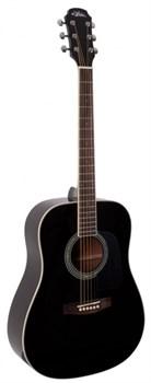 Акустическая гитара ARIA AD-18 BK Ария - фото 17424