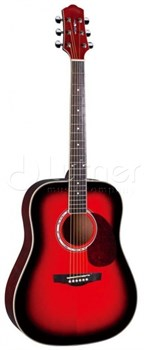 Акустическая гитара Naranda DG220BS - фото 17607