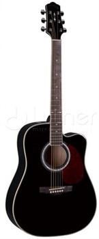 Акустическая гитара Naranda DG220CBK - фото 17609