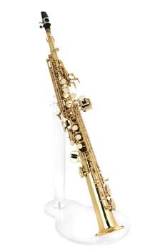 ROY BENSON SS-302 Bb сопрано саксофон - фото 17909