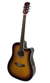 Акустическая гитара BRAHNER BG-275C/SB Брахнер - фото 17964