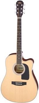 Акустическая гитара ARIA AWN-15CE N - фото 18172