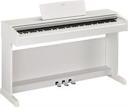 YAMAHA YDP-143WH цифровое пианино - фото 19586