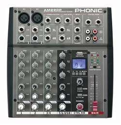 Phonic AM 220P - фото 20051