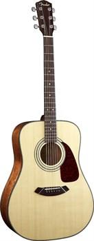 Акустическая гитара FENDER CD-140S NAT Фендер - фото 20099