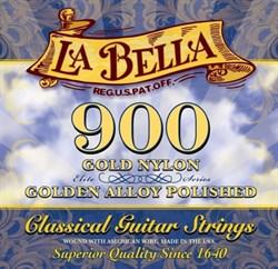 Нейлоновые струны La Bella 900 - фото 20207