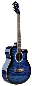 Акустическая гитара ALINA AW-350 BLS - фото 20229