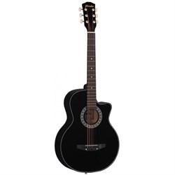 Акустическая гитара PRADO HS-3810/BK - фото 20245