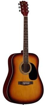 Акустическая гитара PRADO HS - 4103/SB Прадо - фото 20262