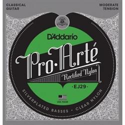 Струны для классической гитары D'addario EJ29
