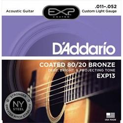 D'addario EJ13, струны с покрытием