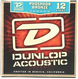 Струны металлические DUNLOP DAP1254 - фото 21484