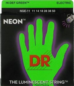Струны для электрогитары DR NGE-11 - фото 21534