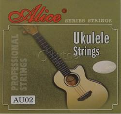 Струны для укулеле ALICE AU02 - фото 21557