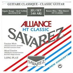 Нейлоновые струны SAVAREZ 540 ARJ - фото 21619