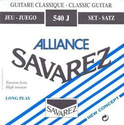Нейлоновые струны SAVAREZ 540 AJ - фото 21621