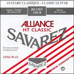 Нейлоновые струны SAVAREZ 540 R - фото 21623