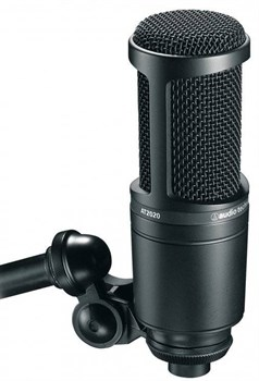 AUDIO-TECHNICA AT2020 - фото 21769