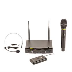 Radiowave UHH-400 микрофонная радиосистема