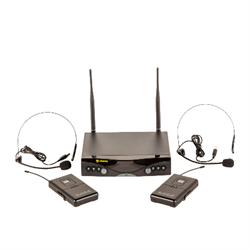 Radiowave UHS-402B микрофонная радиосистема - фото 22060