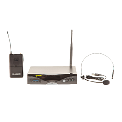 Radiowave UHS-401S микрофонная радиосистема - фото 22063