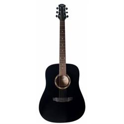 FLIGHT D-130 BK акустическая гитара Флайт - фото 22284