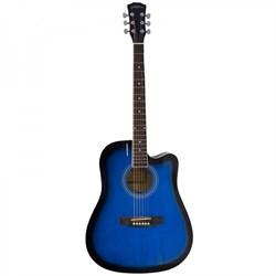 Акустическая гитара Elitaro E4110C BLS Элитаро - фото 22341