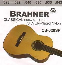 Нейлоновые струны BRAHNER CS-028SP - фото 22483
