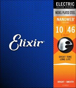 Струны для электрогитары ELIXIR 12052 - фото 22612