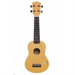 VESTON KUS 25 BANANA — укулеле сопрано ВЕСТОН - фото 22805