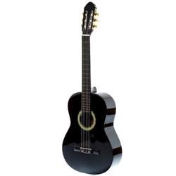 Классическая гитара Elitaro C-91/BK - фото 22876