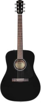 Акустическая гитара FENDER CD-60 DREAD V3 DS BLK WN Фендер - фото 22925
