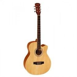 Акустическая гитара Elitaro E4010C NA - фото 22988