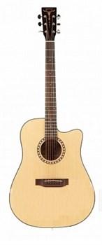Акустическая гитара MENTREEL MD-280 Ментрел - фото 22992