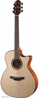 Акустическая гитара CRAFTER HG-600CE/N Крафтер - фото 23004