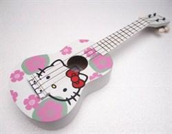 KRIENS UK-200 Hello Kitty укулеле сопрано - фото 23020